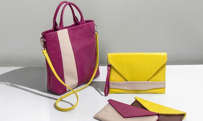 Laudi Vidni: Custom Handbags from Laudi Vidni (Up to 50% Off). Three Options Available.