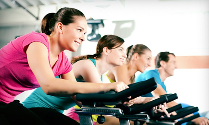 Princeton Club - Multiple Locations: $49 for a Two-Month Gym Membership with Unlimited Tanning and Hydromassage at Princeton Club ($324 Value)