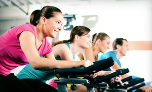 $49 For A Two-month Gym Membership With Unlimited Tanning And Hydromassage At Princeton Club ($324 Value) *