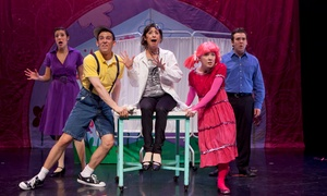 """Pinkalicious The Musical: """"Pinkalicious The Musical"""" at the Culture Project's Lynn Redgrave Theater through August 30 (Up to 41% Off)"""