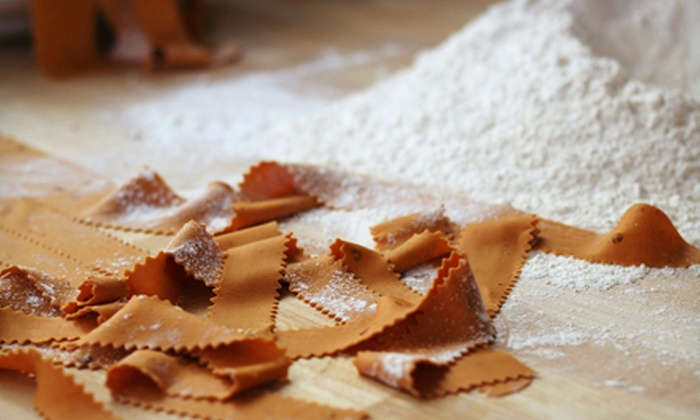The Local Epicurean - Downtown: $59 for a Pasta-Making Class for Two at The Local Epicurean ($118 Value)