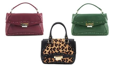 Koret New York Tudor Genuine-Leather Handbags