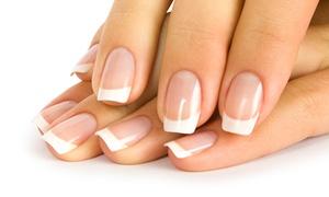 Kepal Beauty: Pose d'ongles naturelle ou french gel UV, option soin complet des mains dès 19,90 € à l'institut Kepal Beauty