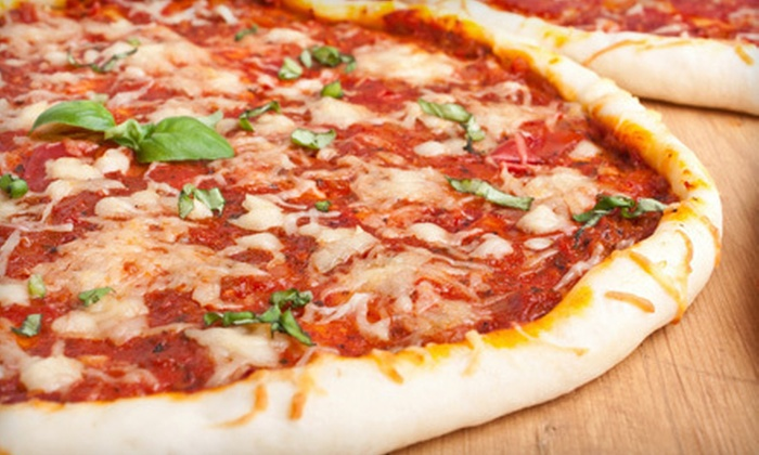 Davido's Pizza & More - Enchanted Hills: One Pizza with Breadsticks, Two Pizzas, or $10 for $20 Worth of Italian Fare at Davido's Pizza & More in Rio Rancho