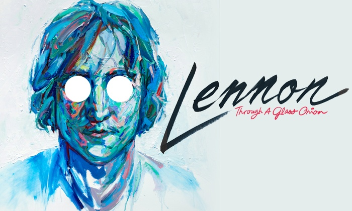 """Lennon: Through a Glass Onion"" - Union Square Theatre: ""Lennon: Through a Glass Onion"" at Union Square Theatre, October 25–November 9 (Up to 36% Off)"