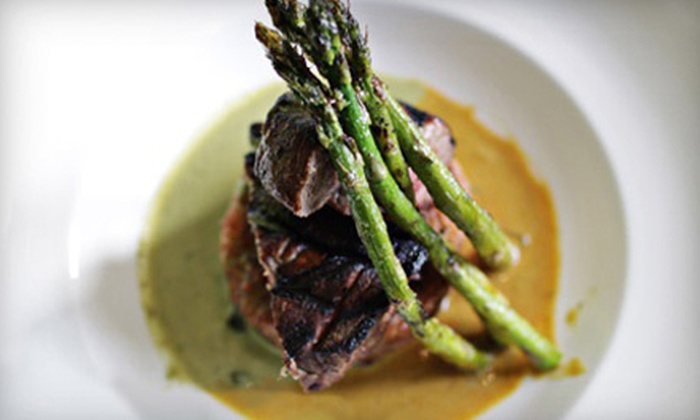 Alpha Fusion - Alpha Fusion: $39 for a Pan-Asian Prix Fixe Dinner for Two with Wine at Alpha Fusion Restaurant ($96 Value)