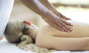 60- or 90-Minute Swedish, Deep-Tissue, or Hot Bamboo Massage at Heart In Hand (Up to 66% Off)