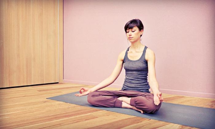 Sacramento Bikram Yoga - East Sacramento: 10 or 20 Yoga Classes at Sacramento Bikram Yoga (Up to 81% Off)