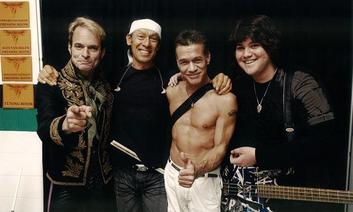 Van Halen - Walnut Creek Amphitheatre: Van Halen: Live on Tour with Special Guest Kenny Wayne Shepherd Band on September 9 at 7:30 p.m.