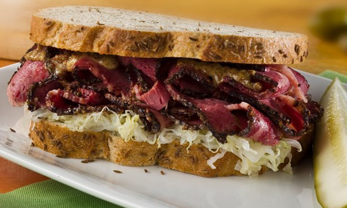 Be'Wiched Sandwiches & Deli - Warehouse District: Dinner for Two or Four at Be'Wiched Sandwiches & Deli (45% Off)