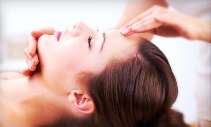 Alpine Therapeutic Massage & Spa - Auburn: $59 for an Aromatherapy Facial Massage at Alpine Therapeutic Massage & Spa ($140 Value)