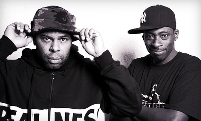 Pete Rock and CL Smooth - Port Lands: $15 to See Pete Rock and CL Smooth at Sound Academy on August 16 (Up to $31.75 Value)