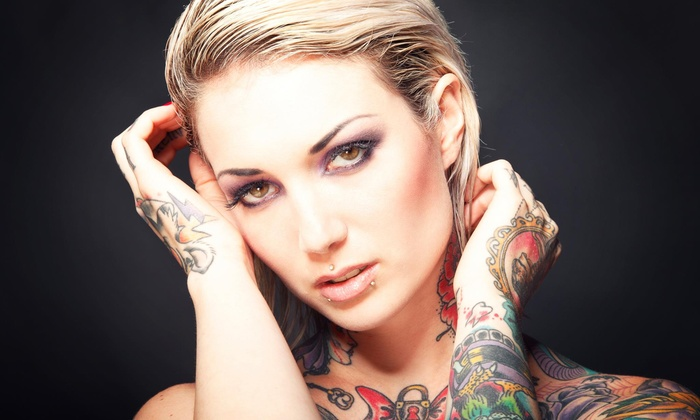 Project Ink Tattoo & Body Piercing - Multiple Locations: Piercing with Basic Jewelry from Project Ink Tattoo & Body Piercing (50% Off)