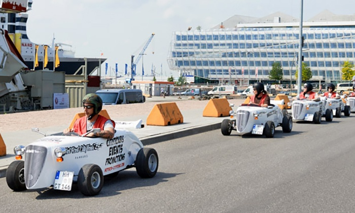 Hot Rod Citytour Hamburg Hh Groupon