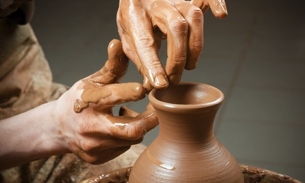 $80 for Two-Session Pottery Experience for Two at Allen Stoneware Gallery ($160 Value)
