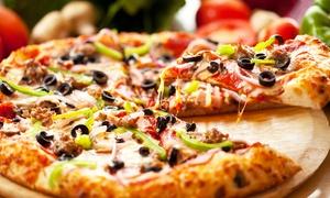 Délice Pizza & Pasta: Pizza of pasta à la carte voor 1, 2 of 4 personen bij Délice Pizza & Pasta vanaf slechts €7,49