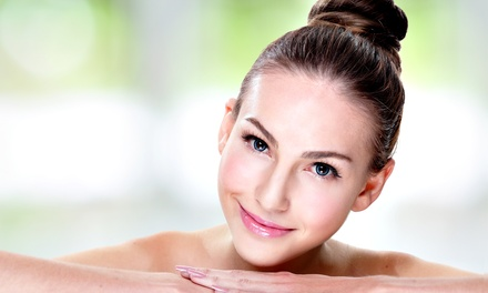 60-Minute Custom Facial or Back Facial, or Skin Peel from Samantha at Spa Escape (Up to 66% Off)