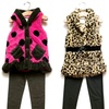 Infant and Toddler Faux Fur Set (3-Piece)