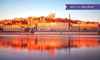 Lyon : 1 à 3 nuits avec accès bien-être, champagne et dîner en option, à l'hôtel Kyriad Prestige Lyon Est 4* pour 2 ou 4