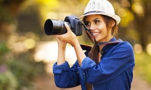 6PM STUDIO: Corso di fotografia intensivo per una o 2 persone di 8 o 12 ore in zona Testaccio (sconto fino a 81%)