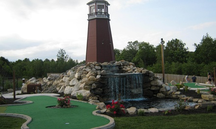 Up to 43% Off Mini Golf at Lebanon family fun center