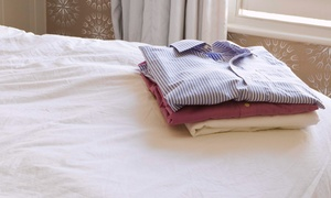 Laundry Service Plus: $12 for $24 Worth of Laundry Services at Laundry Service Plus