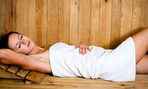 Wellville Massage & Healing Arts: 1, 3, 5, or 10 Infrared-Sauna Sessions at Wellville Massage & Healing Arts (Up to 66% Off)