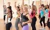 Jazzercise - Up to 80% Off Classes