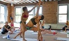 Bikram Yoga Lower East Side with Tricia Donegan - Lower East Side: One or Three Months of Unlimited Yoga Classes at Bikram Yoga Lower East Side with Tricia Donegan (Up to 74% Off)