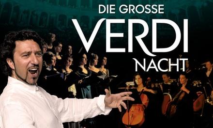 2x Verdi-Nacht mit Star-Tenor