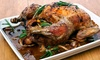 Inspired Turkey - Downtown: Family Meal at Inspired Turkey (Up to 41% Off). Three Options Available.