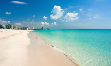 Stay at Ocean Spray Hotel - Miami Beach, FL.