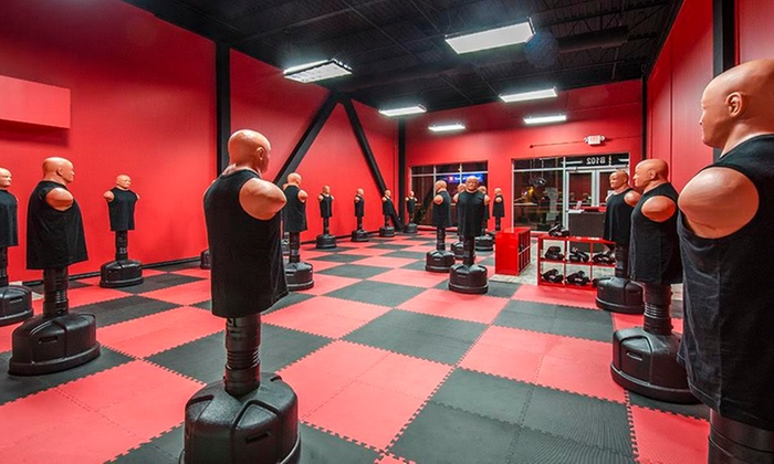 Elite Boxing Club - Jefferson: 10 Cardio Kickboxing Classes at Elite Boxing Club (72% Off)