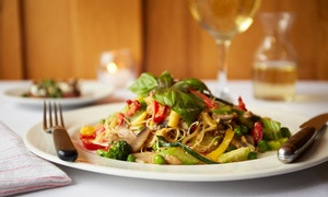 Bria Bistro Italiano: $14 for $25 Worth of Italian Cuisine at Bria Bistro Italiano