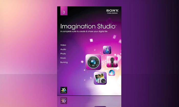 Imagination Studio 3.0 for PC: $19.99 for Imagination Studio 3.0 Media-Editing Software for PC ($179.95 List Price). Free Shipping and Returns.