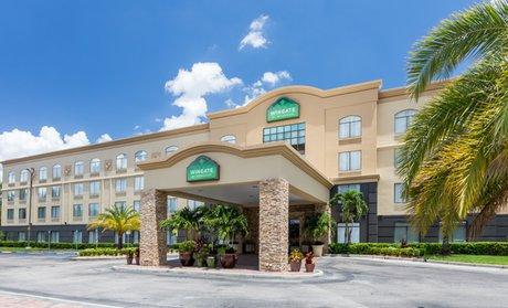 Groupon Family Friendly Hotel Near Orlando Theme Parks