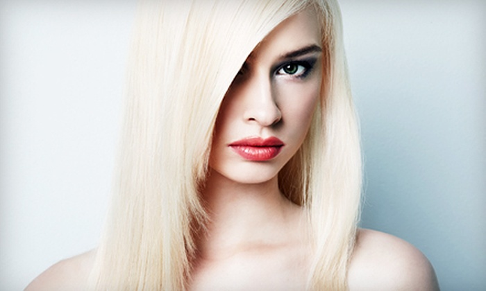 Steven Jenae The Salon - Little Silver: One or Two Keratin or Vegan Smoothing Treatments at Steven Jenae The Salon (Up to 68% Off)