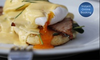 All-Day Breakfast or Lunch + Drink for 1 ($16), 2 ($30) or 4 People ($58) at Sierra Coffee - Ponsonby(Up to $104 Value)