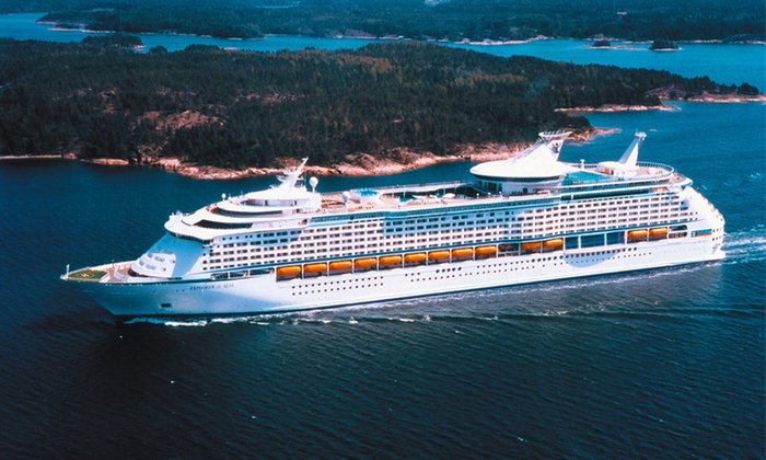 7-Night Cruise w/ Hotel Stay and Credit to Alaska or the Pacific Coast