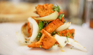 Agoon Pani Indian Cuisine on The Shore: Agoon Pani Indian Cuisine on The Shore: £10 for £20 to Spend on Food (Up to 50% Off)