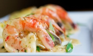 Canyons Restaurant: $17 for $30 Worth of Seafood and Pub Food at Canyons Restaurant