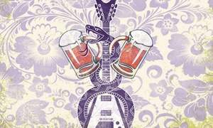 Local Brews Local Grooves: Local Brews Local Grooves VIP Package at The Fillmore Silver Spring on Saturday, August 15, at 5 p.m.  (Up to 44% Off)