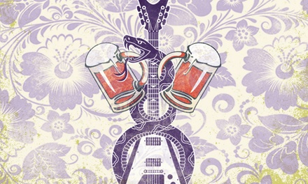 Local Brews Local Grooves at House of Blues Las Vegas on Saturday, August 8, at 6 p.m. (Up to 50% Off)