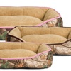 Oakwood Mountain Camouflage Pet Bed
