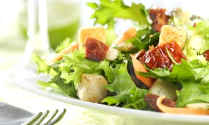 Healthy Connections, Inc.: Seven Days of Dinner Pick-Up for One or Two People at Healthy Connections, Inc. (Up to 46% Off)