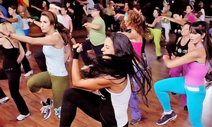 BC Dance: 10, 20, or 30 Zumba, Salsa, or Argentine Tango Dance Classes at BCDance (Up to 71% Off)