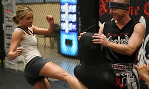 Xtreme Couture MMA: Three Months of Unlimited MMA Classes at Xtreme Couture MMA (Up to 79% Off). Three Options Available.