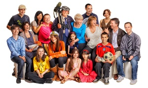 IMAGO Unposed Portrait Photography: Extended Family Portrait Photoshoot With Prints for £19 at Imago Unposed Portrait Photography