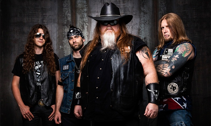 Texas Hippie Coalition - Fahrenheit Concert Venue: Texas Hippie Coalition at Fahrenheit Concert Venue on Friday, August 21, at 8 p.m. (Up to 50% Off)