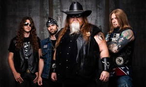 Texas Hippie Coalition: Texas Hippie Coalition at Fahrenheit Concert Venue on Friday, August 21, at 8 p.m. (Up to 50% Off)